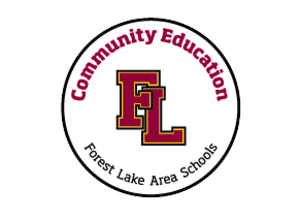 Forest Lake Area Schools Community Education Logo