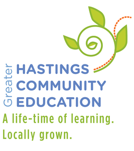 Hastings Community Education Logo