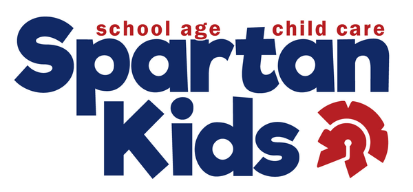 Spartan Kids - School Age Child Care Logo