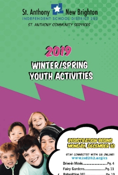 Youth Brochure