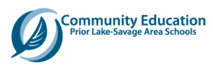 Prior Lake-Savage Area Schools Community Education Services Logo