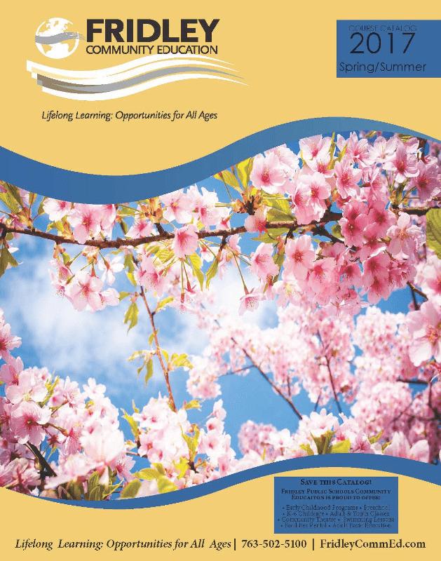 Spring/Summer 2017 Catalog