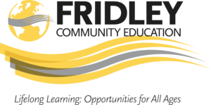 Fridley Community Education Logo