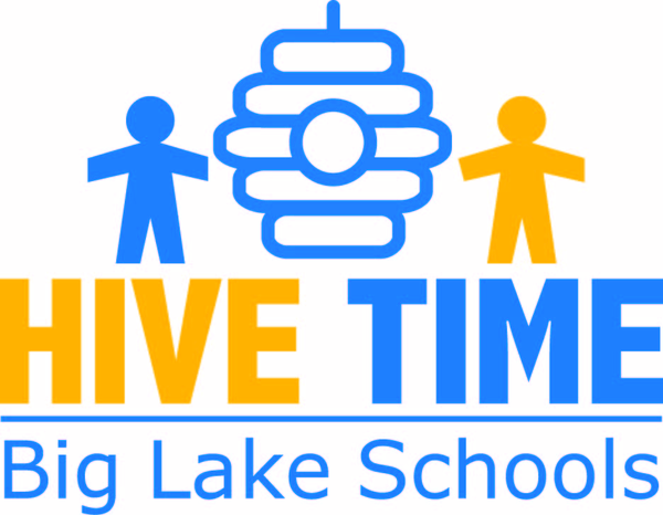 Little Learners Hive Time Logo