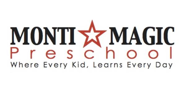 Monti Magic Preschool Logo