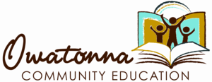 Owatonna Community Education Logo