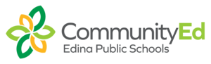 Edina Community Education Services Logo